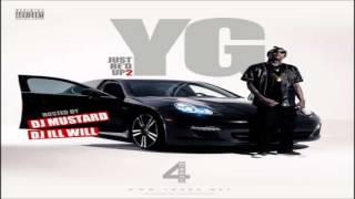 YG - No Sleep (CharleyHood & Ray J) (Just Re'd Up 2) New 2013