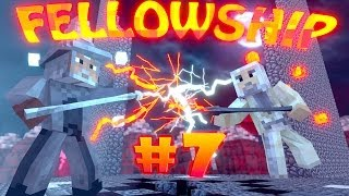 """Minecraft   LORD OF THE RINGS FELLOWSHIP - Ep 7 """"LORD OF THE RINGS PORTAL"""""""