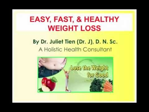 Healthy and Quick Weight Loss