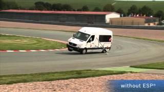 EN | Bosch ESP for light trucks - cornering