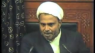 Eve 1st Muharram 1436 - Maulana Wasi Hassan Khan (Urdu)