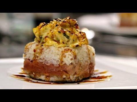 TUNA DYNAMITE - Rock N Roll Chef Kerry Simon - Los Angeles