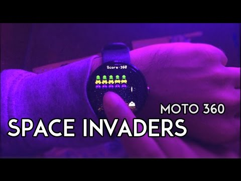 Invaders 2 for Android Wear - Video