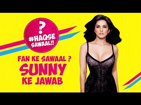 #HaqSeSawaal with Sunny Leone! - 9XM