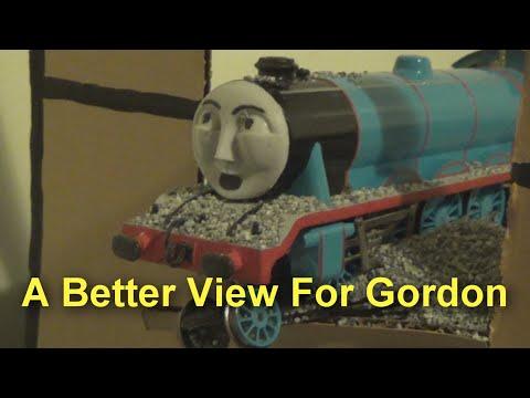 thomas wooden railway a better view for gordon 3