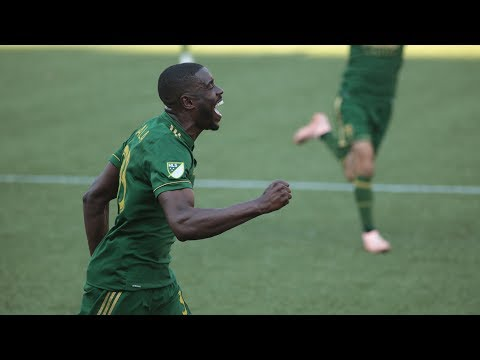 Video: GOAL | Larrys Mabiala gives Timbers the lead vs. RSL