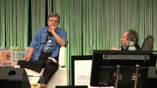 Star Wars Celebration: Mark Hamill über Harrison Ford, Episode 7 und Blaue Milch