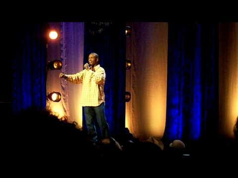 Tommy Davidson at NESN Comedy All-Stars