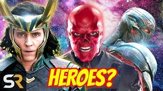 Marvel Theory: Past MCU Villains Will Be The Heroes Of Endgame