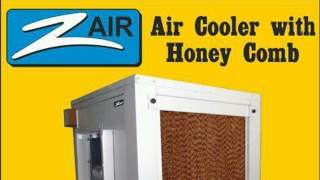 ZAIR INDUSTRIAL AIR COOLER
