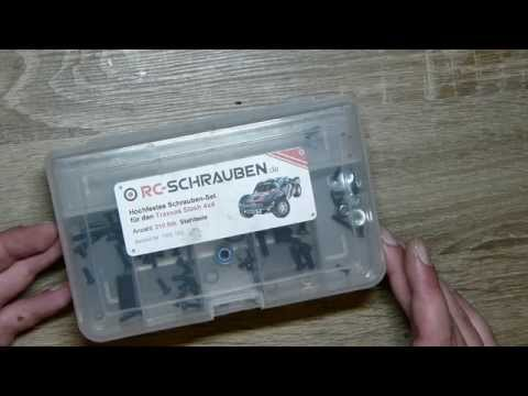 How to: RC Modellbau Werkzeug und Schrauben [FullHD]