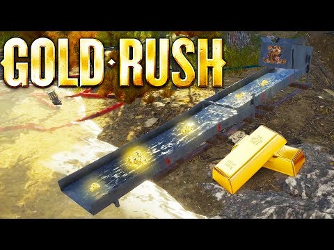 EPIC GOLD MINING OPERATION! - Gold Rush: The Game Gameplay