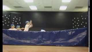 5th Grade Boys Synchronized Swimming Talent Show - Really Funny