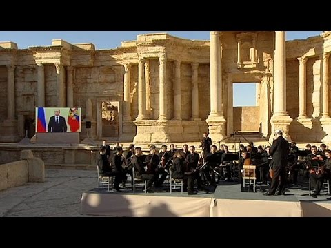 Η διπλωματία της… μουσικής στην Παλμύρα