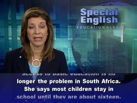 High Dropout Rate a Problem for South Africa