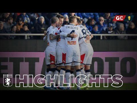Highlights | Atalanta-Genoa