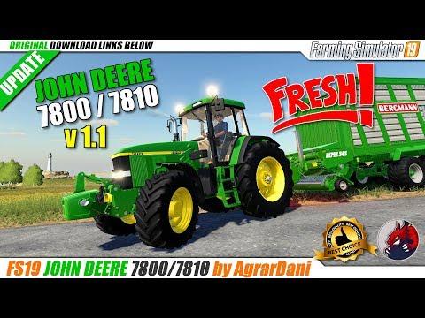 John Deere 7800 / 7810 v1.1.0.0