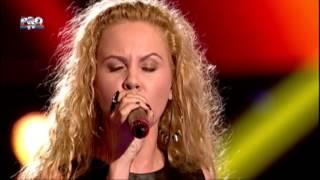 Alina Dogaru - Not that kind (Anastacia) - Vocea Romaniei 2014-Auditii pe nevazute Ep. 4