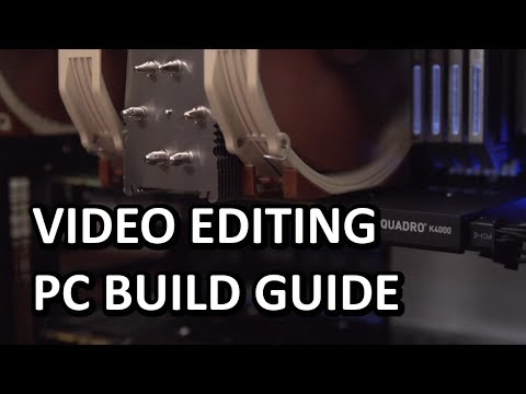 Editing - This is our ultimate workstation for a video editor. I say it several times in the video, but I feel like I should say it again here. This was just one examp...