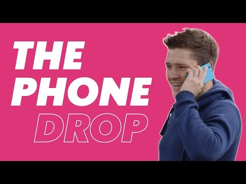 Mobiles.co.uk releases 'Phone Drop Challenge' prank video video