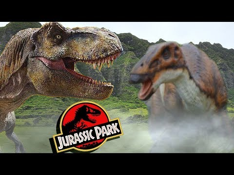 Why The Hadrosaurus Scene Was Cut From Jurassic Park