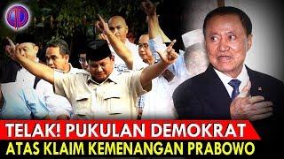 Video Telakk! Pu-kulan Demokrat atas Klaim Kemenangan Prabowo MP3, 3GP, MP4, WEBM, AVI, FLV April 2019
