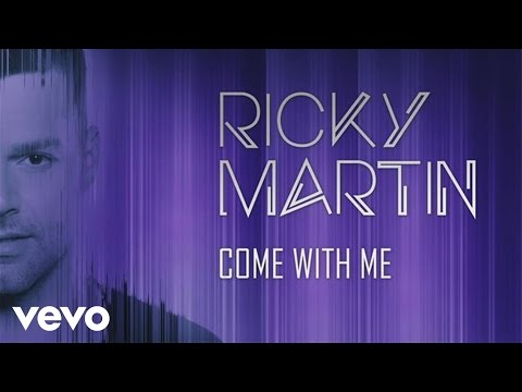 "Ricky Martin performing ""Come With Me"""
