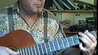 Hallelujah - guitar solo lesson