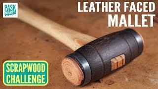 Video Homemade Soft Faced Mallet - Scrapwood Challenge Episode Sixteen MP3, 3GP, MP4, WEBM, AVI, FLV Februari 2019