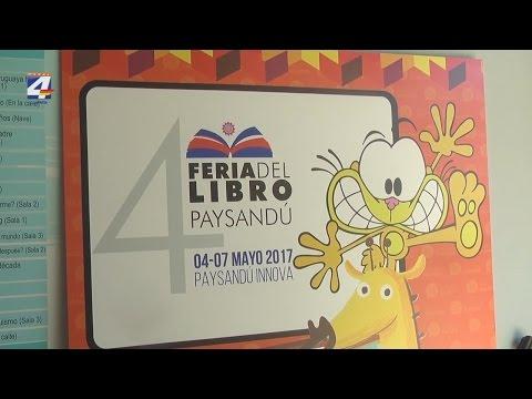 Comenzó la 4ª Feria del Libro de Paysandú y permanece habilitada hasta el domingo