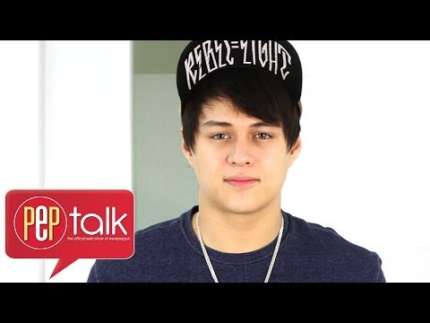 PEP TALK. Who's the favorite leading lady of Enrique Gil?