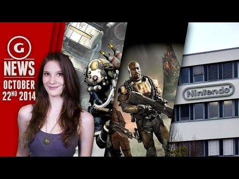 5 - Our first look of Halo 5 is very close, Nintendo are digging for a console architect, and Titanfall gets a HUGE update! Visit all of our channels: Features & Reviews - http://www.youtube.com/user/...