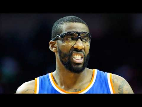 Amar'e Stoudemire believes an angel may be making calls for James Harden