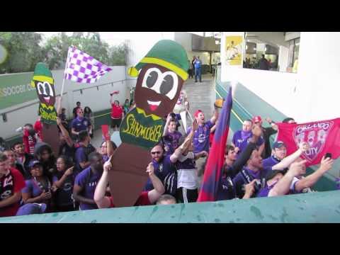 Video - The Class that is Orlando City Supporters - The Ruckus - Orlando City - Estados Unidos