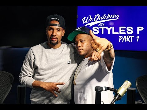 Styles P drops G HOST and delivers jewels on staying balanced on the We Outchea Show!