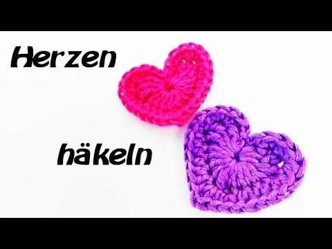 Großes Herz häkeln - einfach und schne - Youtube Downloader mp3
