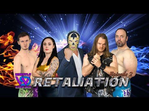 Wrestle Strong Dojo Season 1 Episode 2 Retaliation. Strong Style Pro Wrestling