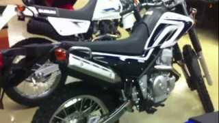 8. 2013 Yamaha XT 250 - Dual Sport Quick Review