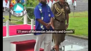 28 January 2013 - Melanesian Spearhead Group Secretariat - Silver Jubilee Celebrations Television & Radio Advertisement_Bislama version.