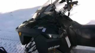 7. Ski-Doo Rev-Xu 2009 Top Speed