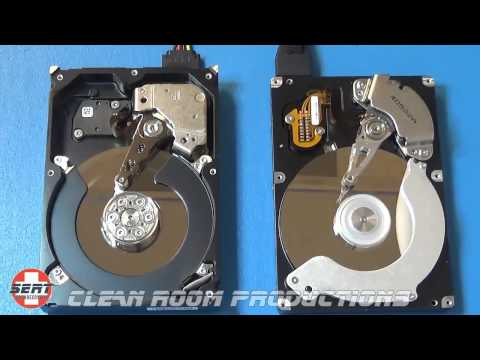 1st Step: How To Recover Data From Clicking Hard Drive AKA The Click of Death