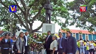 Gobierno municipal celebró 138 aniversario del médico trujillano Rafael Rangel