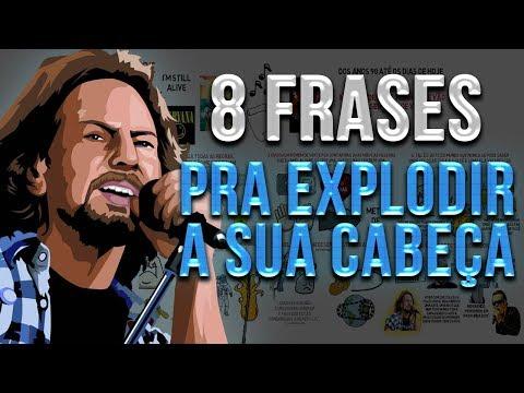 Frases de vida - 8 Frases de EDDIE VEDDER pra MUDAR A SUA VIDA (Pearl Jam)