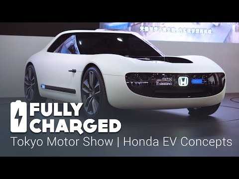 Honda EV Concepts