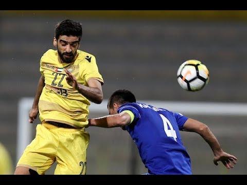 Al Wasl 1-2 FC Nasaf (AFC Champions League: Group Stage) видео