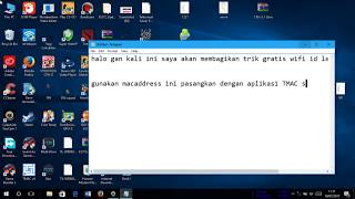 Please Subcribe & Like Karena mac address akan update dan berganti setiap waktu download TMAC http://corneey.com/qCe9aR...