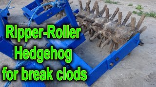 This roller helps to break down clods of soil.Hand tools for planting: https://www.youtube.com/watch?v=Sp5R28bklugPlanting potatoes using my minitractor: https://www.youtube.com/watch?v=YFXXAcN0xKEPuller made with own hands: https://www.youtube.com/watch?v=Dj25ZrmDmPEHomemade lathe for wood: https://www.youtube.com/watch?v=Ck_EL33PMg0Homemade wheel hand hoe. Garden wheel hoe: https://www.youtube.com/watch?v=H2rn-TsGvkkHilling potatoes using a garden tractor: https://www.youtube.com/watch?v=gIqg-h6QAgoHomemade garden tractor digging potatoes: https://www.youtube.com/watch?v=wDgu18zQaQwMy homemade garden tractor: https://www.youtube.com/watch?v=Mt5xFKd0vAcThe process of assembling my garden tractor: https://www.youtube.com/watch?v=3JkUFFnmglkLiberal DIY: https://www.youtube.com/channel/UCfy35XU-M9w-jXmNUsO--fA