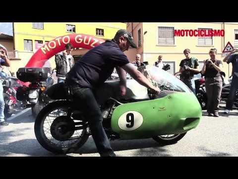 moto guzzi otto cilindri: sound