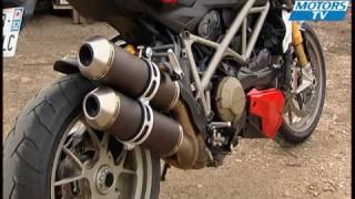 4. Essai moto DUCATI STREETFIGHTER S