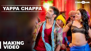 Yappa Chappa Song | Kanithan | Making Video